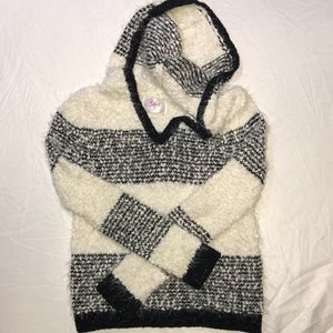 Justice Hooded Sweater  Super Soft Size 10